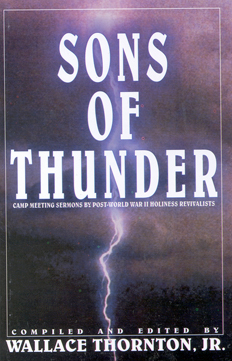 Sons Of Thunder By Wallace Thornton, Jr.